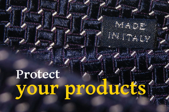 Protect your products