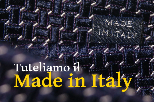 Tutela del Made in Italy